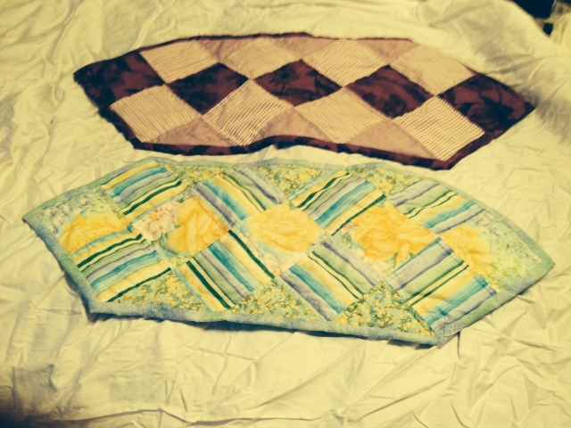 First Quilting Project - Table Runners.jpg