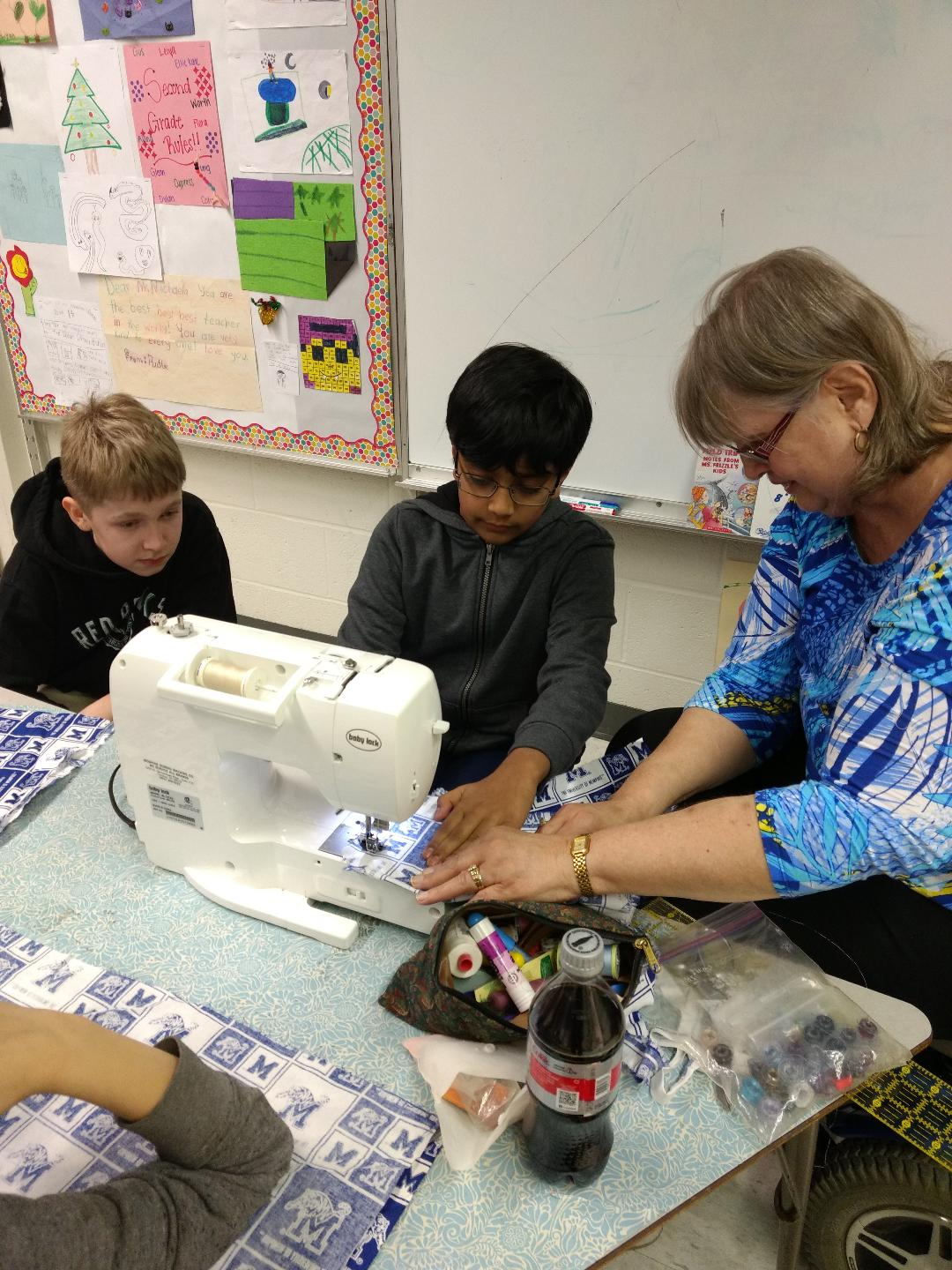 Cub Scouts Learning to Sew Feb 2019.jpg