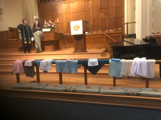 Blessing of Preemie Gowns with Prayer Shawls.jpeg